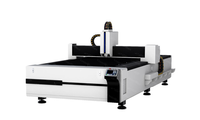 AMO1530FC Fiber Laser/CO2 Mixed Laser Cutting Machine for Metal and Wood