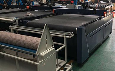 CNC-fabric-cutting-machine