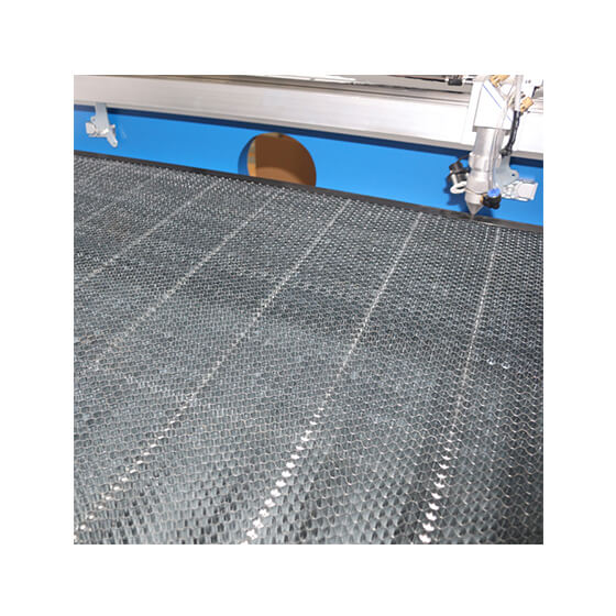 Honeycomb-for-laser-cutting-paper