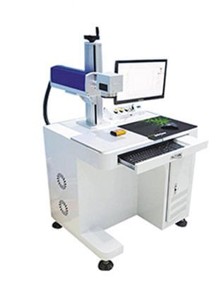 Monolithic laser marking systems0