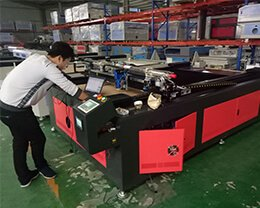 Metal-non-metal-mixed-cutting-machine-test