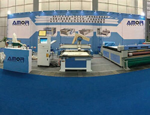 AMOR participates in the 17th Western China Furniture Fair