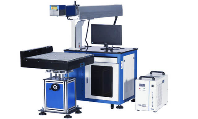 AMO6060-Co2-Galvo-Laser-Marking-Machine