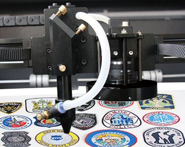 How-does-the-embroidery-machine-laser-cutting-system-cut-the-patch