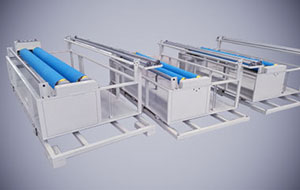 Automatic-fabric-feeding-system