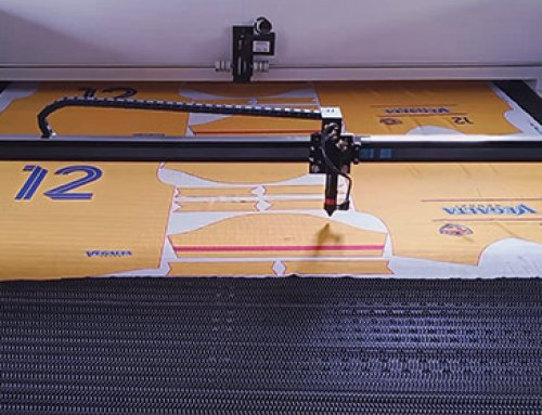 How CCD Camera Laser Cutting Machine Cuts Sublimation Sportswear
